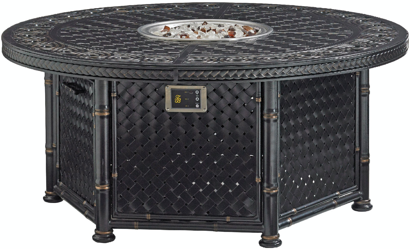Tommy Bahama Outdoor Living OutdoorPatio Gas Fire Pit  : 3237920fgsilo from www.louisshanksfurniture.com size 1024 x 768 jpeg 92kB