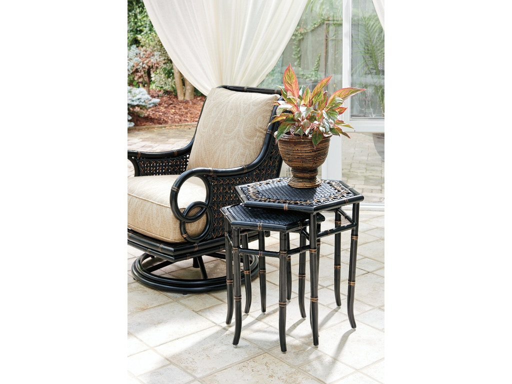 Tommy Bahama Outdoor Living Outdoor/Patio Nesting Tables 3237-954NT ...