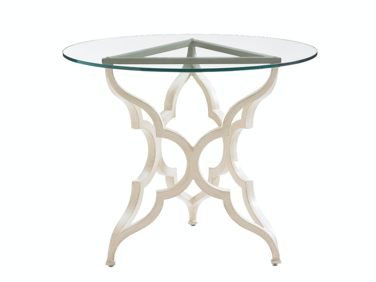 Tommy Bahama Outdoor Living Round Breakfast Dining Table Base 3239-872TB