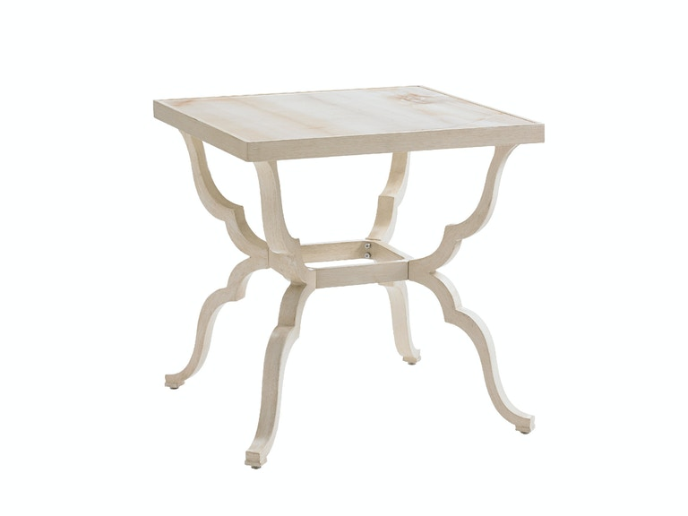 Tommy Bahama Outdoor Living Square End Table Base 3239-957TB
