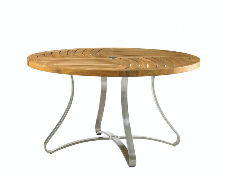 Tommy Bahama Outdoor Living Round Dining Table Base 3401-870TB