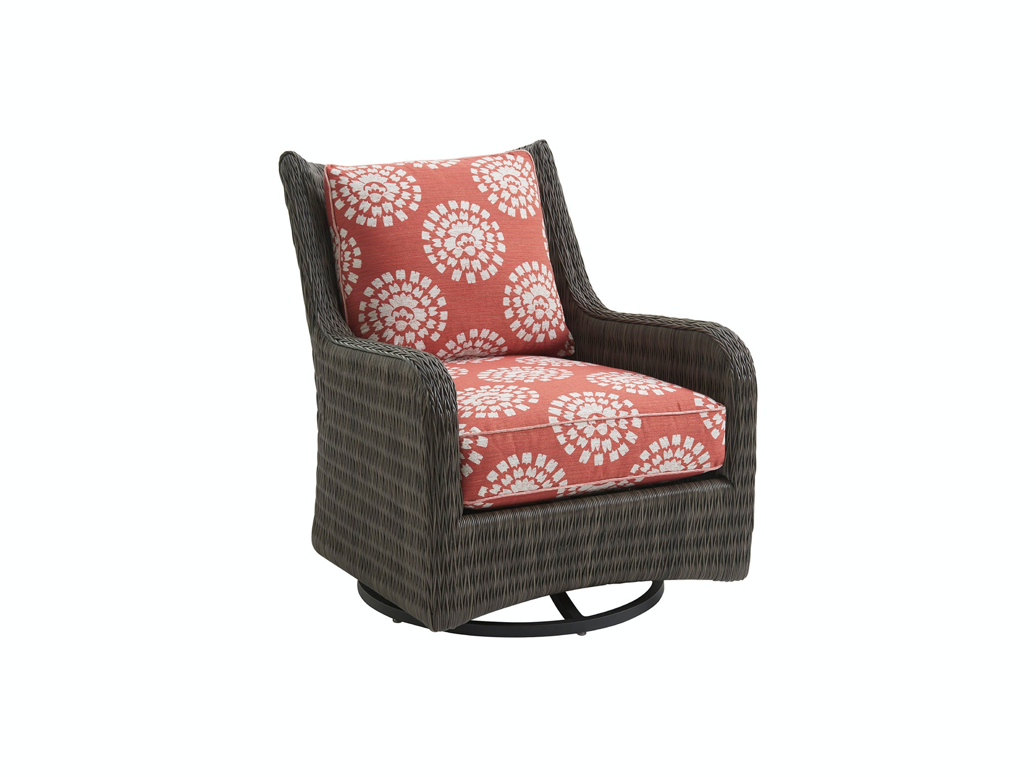 Exceptionnel Tommy Bahama Outdoor Living Outdoor/Patio Occasional Swivel Glider Chair  3900 10SG   Patios USA   USA Questions? Call 888.643.6003