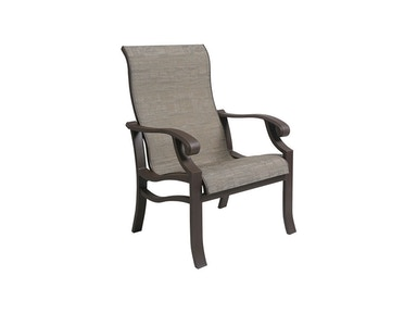 Mallin Casual Sling Dining Chair AN-120