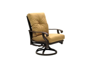 Mallin Casual Cushion Swivel Rocker AN-560