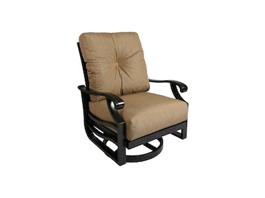 Mallin Casual Cushion Spring Swivel AN-586