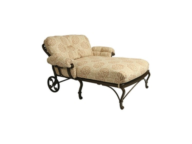 Mallin Casual Cushion Oversized Chaise CA-425