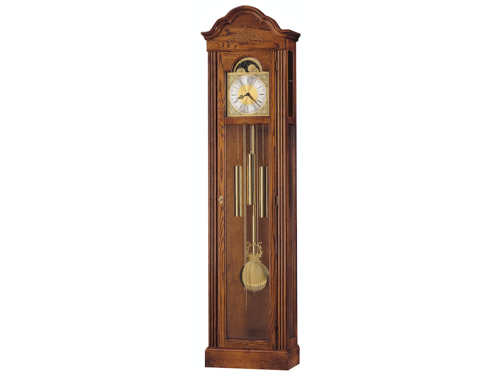 Howard Miller Accessories Ashley Floor Clock 610519 Fiore Furniture Company Altoona Pa