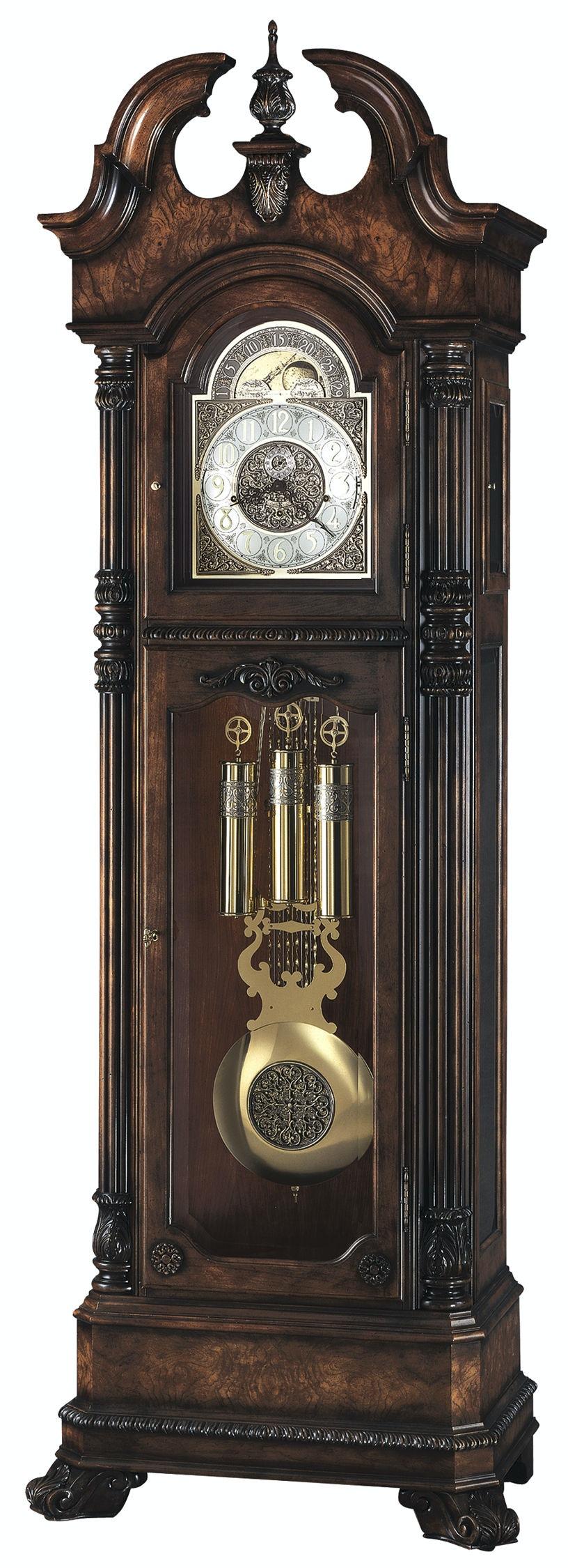 Howard Miller Accessories Reagan Floor Clock 610999 ...