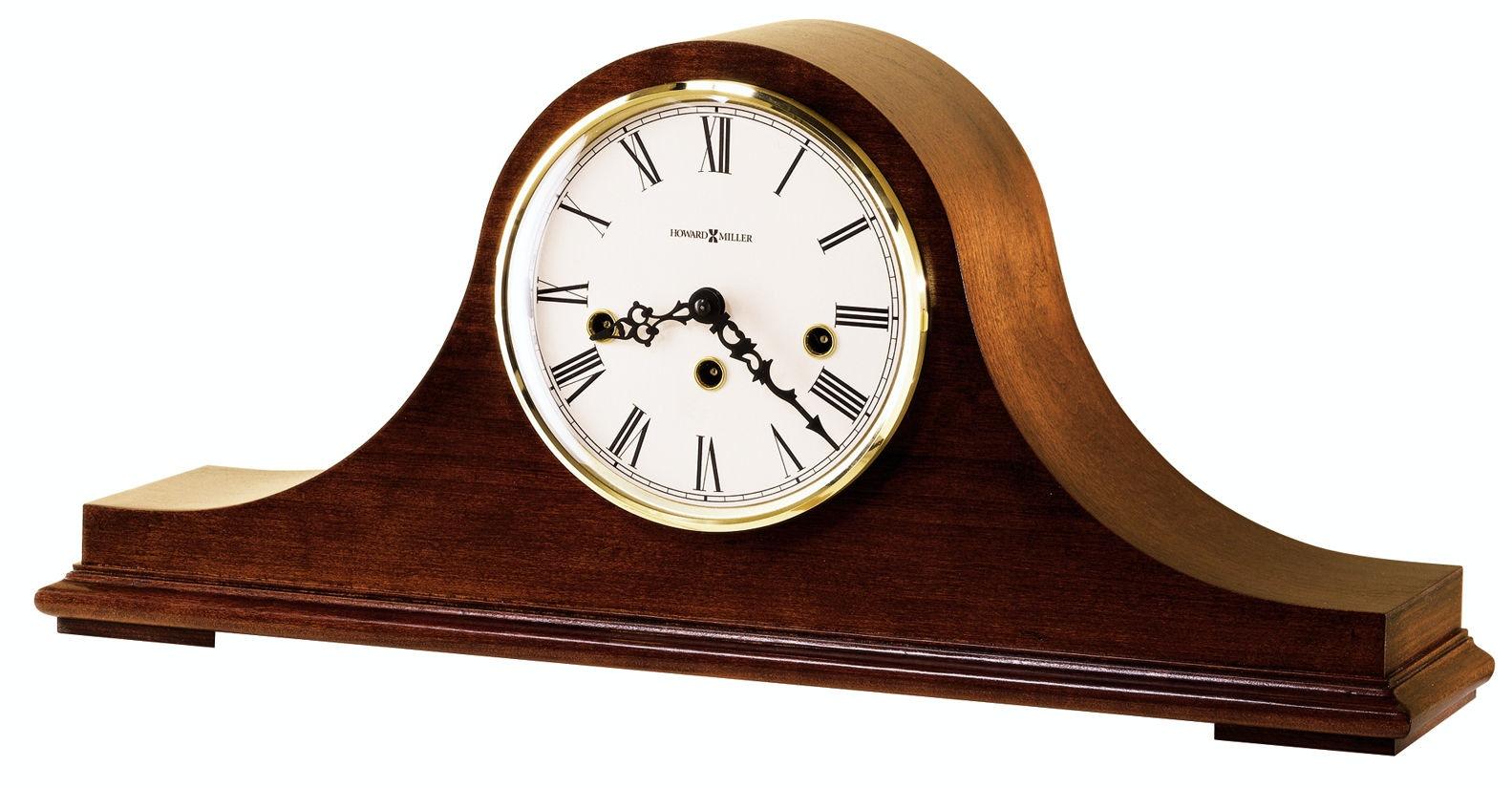 Howard miller mantel clock winding instructions