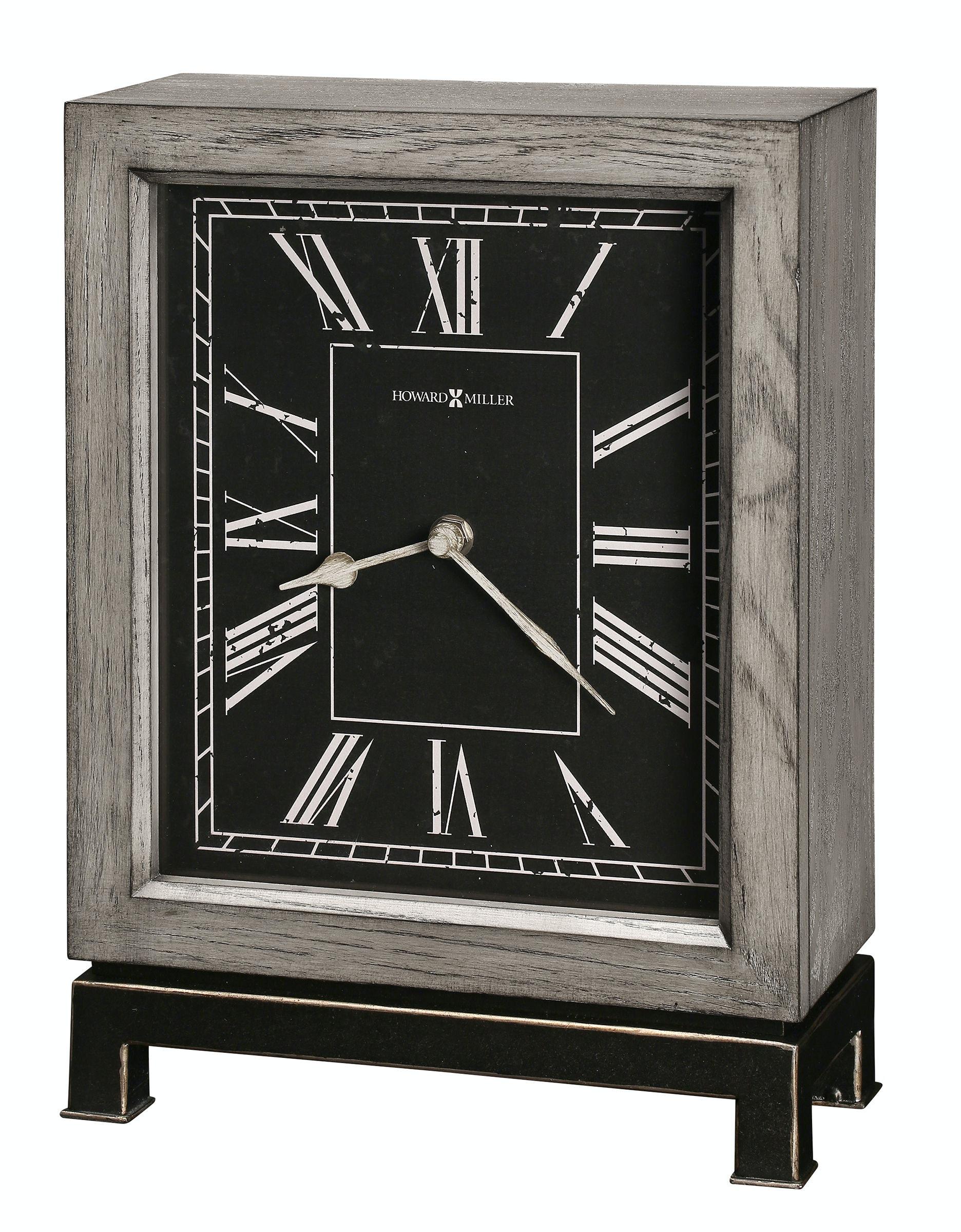 Howard Miller Accessories Merrick Clocks Mantel 635 189