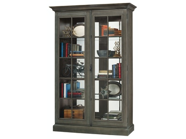 Howard Miller Clawson III Cabinets Display
