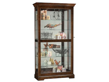 Howard Miller Tyler Curio Cabinets 680-537