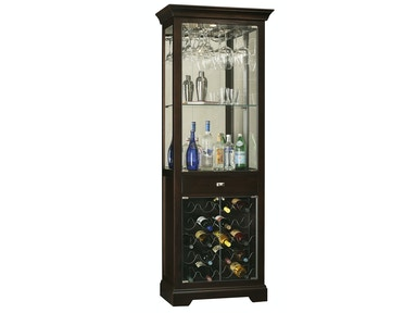 Gimlet Wine and Bar Cabinets