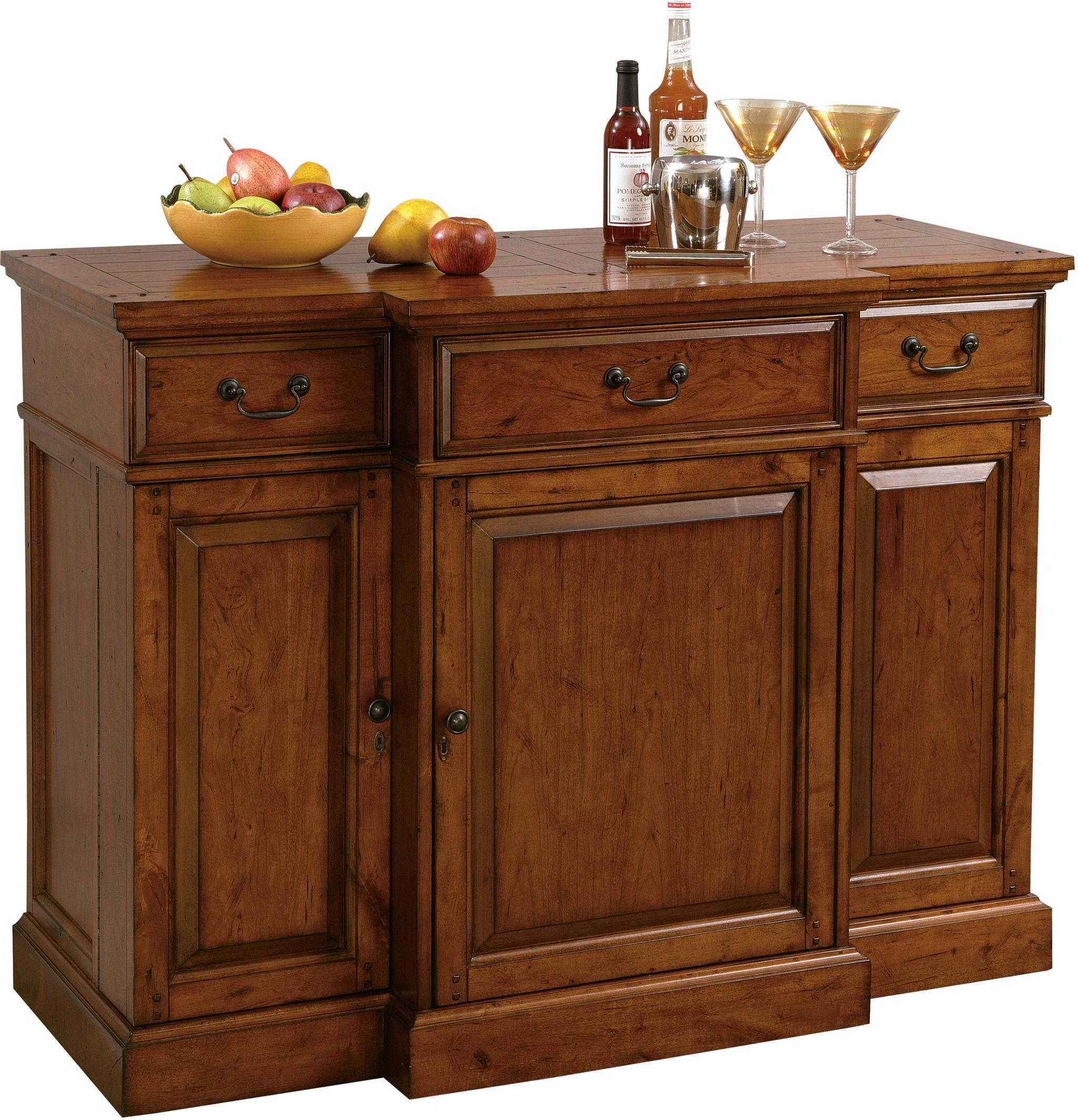 Howard Miller Bar And Game Room Shiraz Wine Cabinet Bar