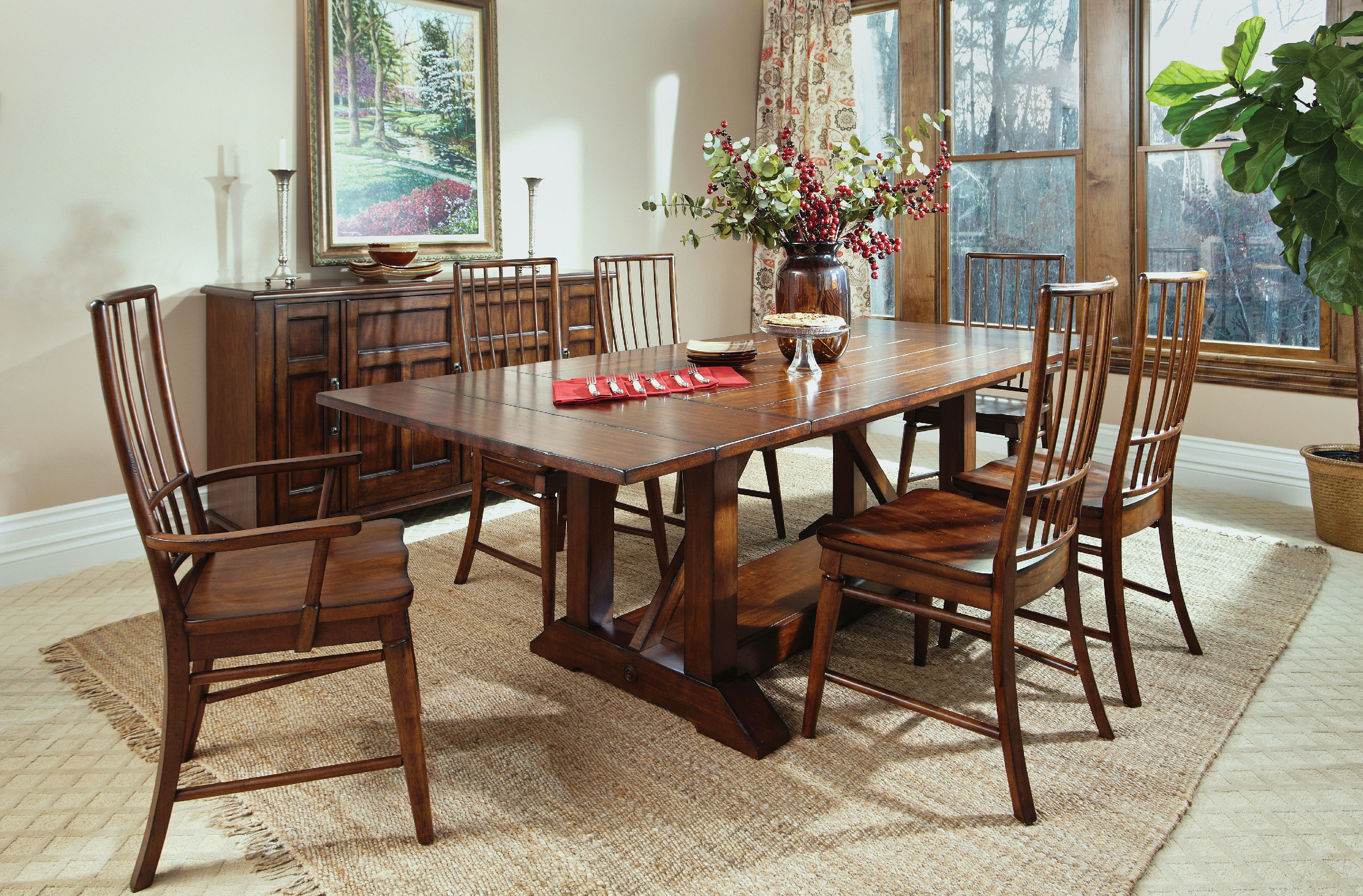 Carolina preserves dining room chair 426 900 drc outer banks furniture nags head and kitty - Carolina dining room ...