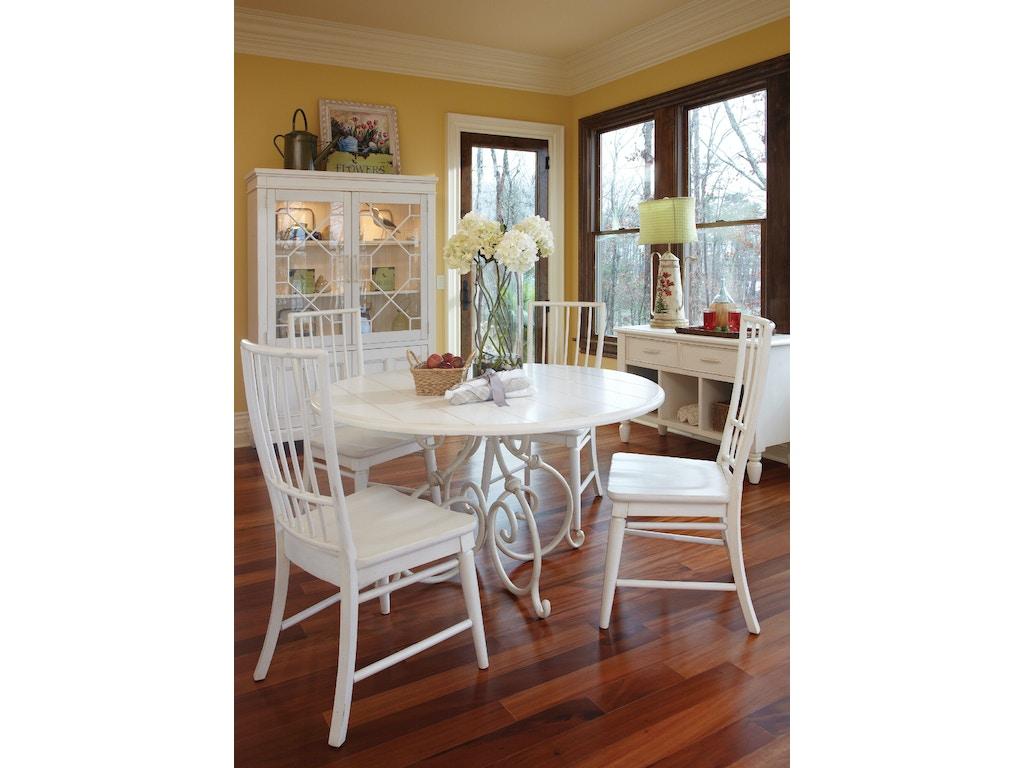Carolina preserves dining room table 424 054 drt klingman 39 s - Carolina dining room ...