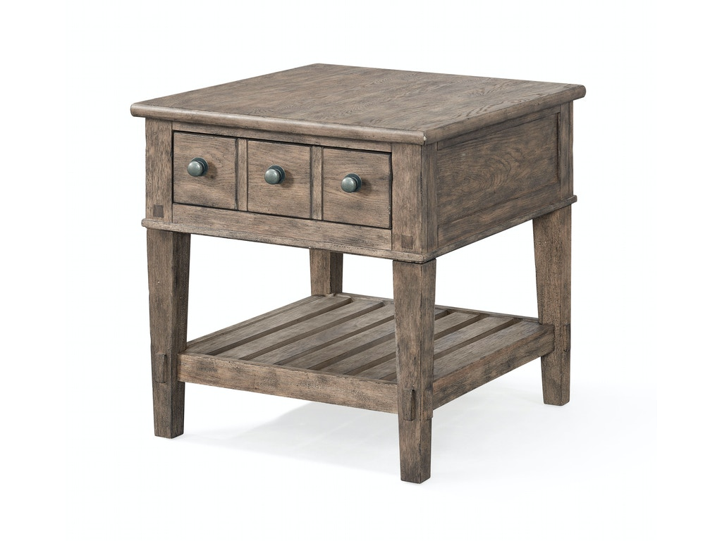 Carolina Grifton Furniture Tables Furniture Carolina Preserves By Klaussner Riverbank Brook