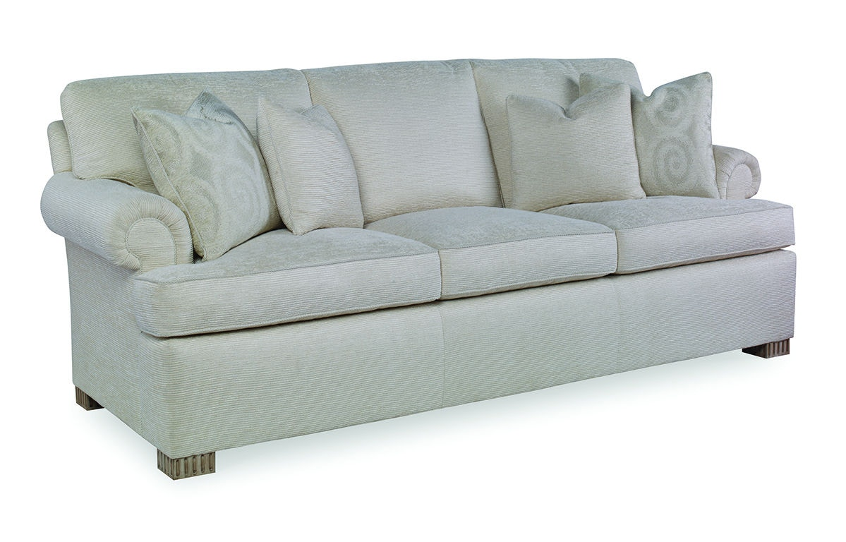 Michigan Avenue Sofa (Lawson Arm Version)