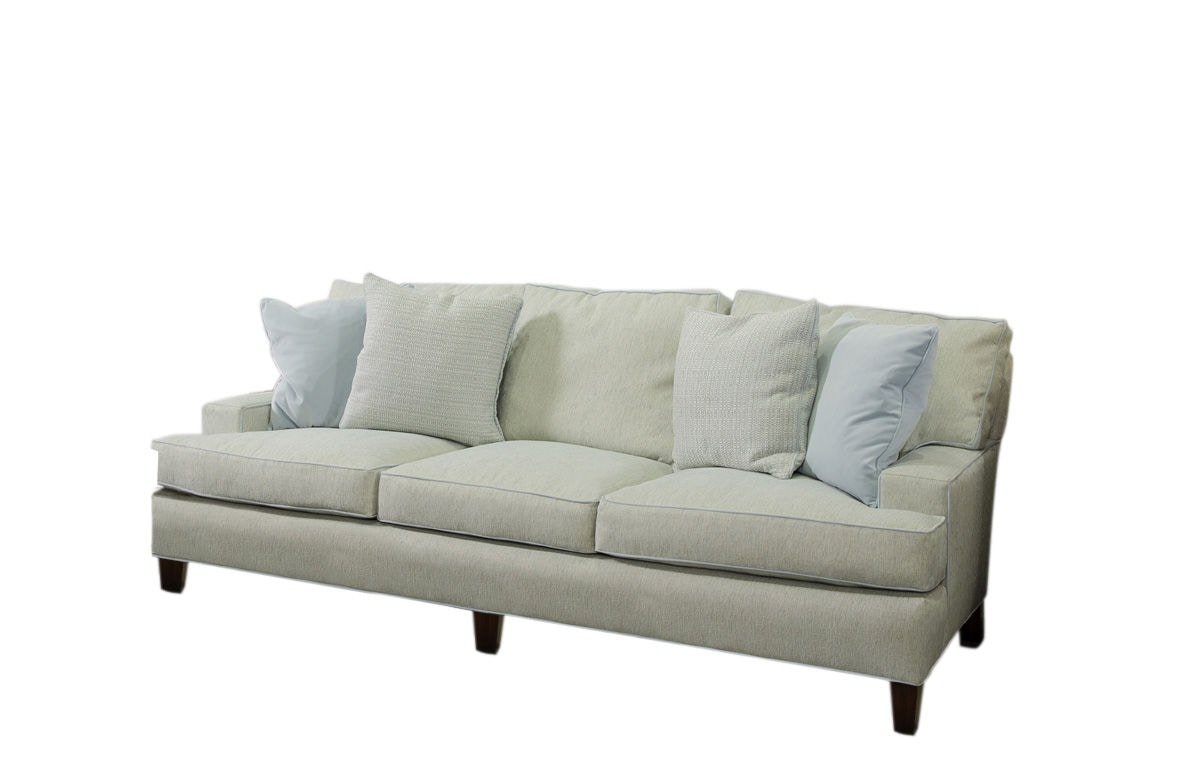 EJ Victor Living Room Michigan Avenue Sofa Track Arm