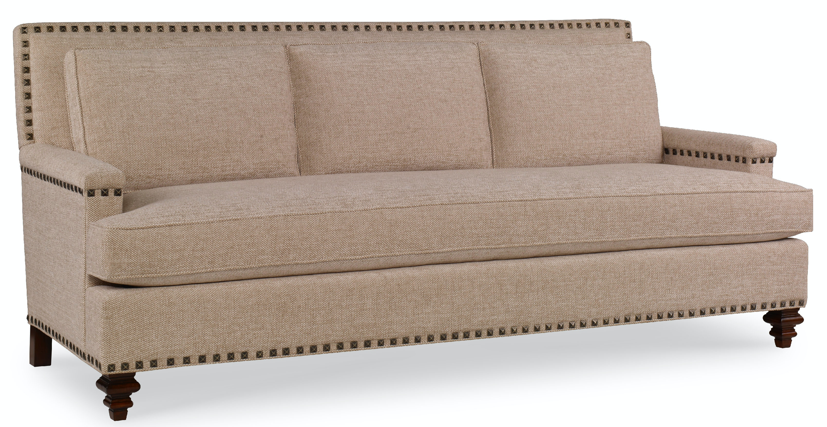 EJ Victor Living Room Jack Fhillips Colby Sofa Exposed