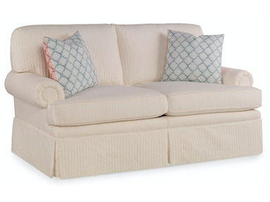 EJ Victor Living Room As You Like It Plus Lawson Arm Loveseat