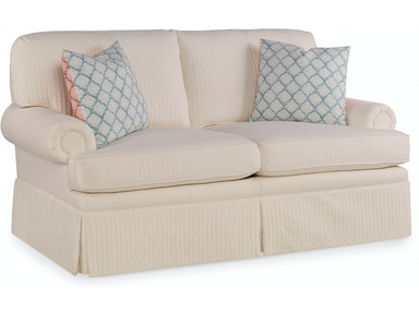 EJ Victor As You Like It Plus Lawson Arm Loveseat 673-66