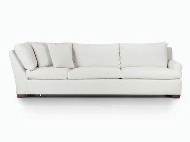 EJ Victor Living Room Landmark Bowery Sectional - Three Seat With Built-In Corner, Left/Right Arm Facing