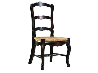 Furniture Classics Country French Ladderback Side Chair 1144V1