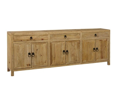 Furniture Classics Large Old Elm Sideboard 20-046