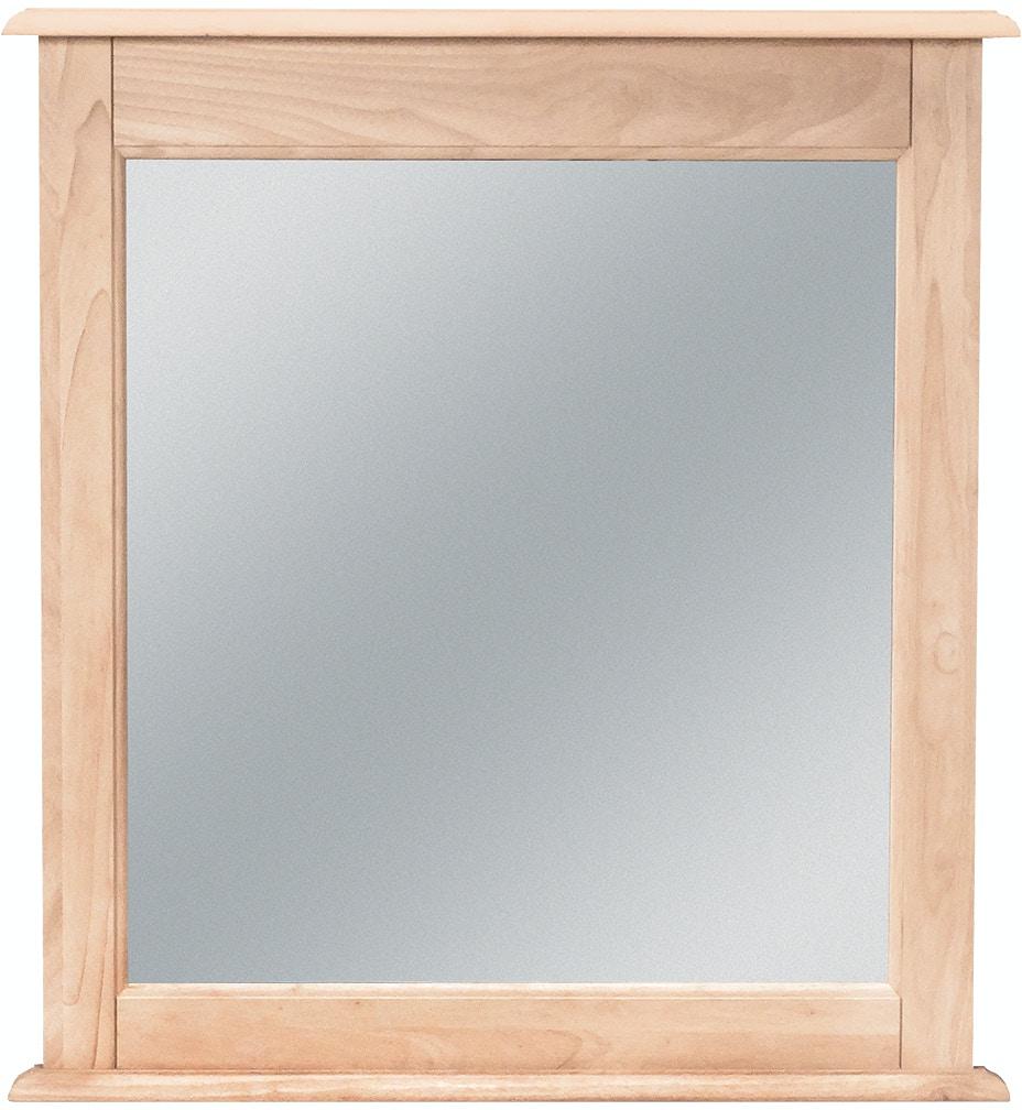 John Thomas Accessories Cottage Mirror