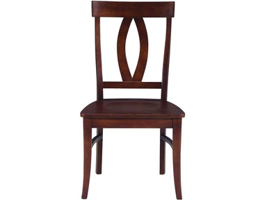 John Thomas Verona Chair in Espresso C581-170B