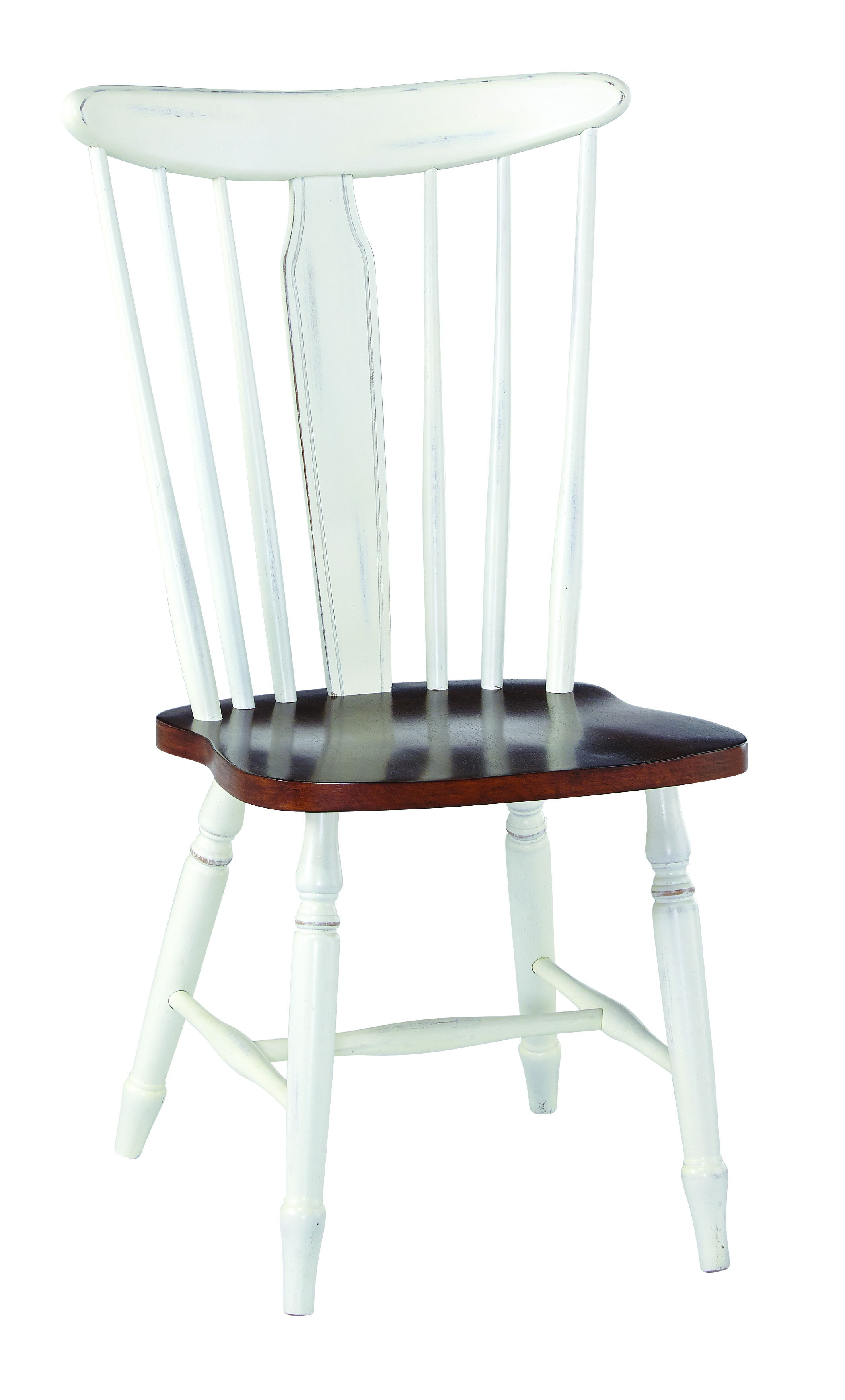 John Thomas Bridgeport Chair In Espresso U0026 Alabaster C63 55