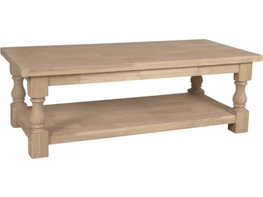 John Thomas Living Room Tuscan Coffee Table