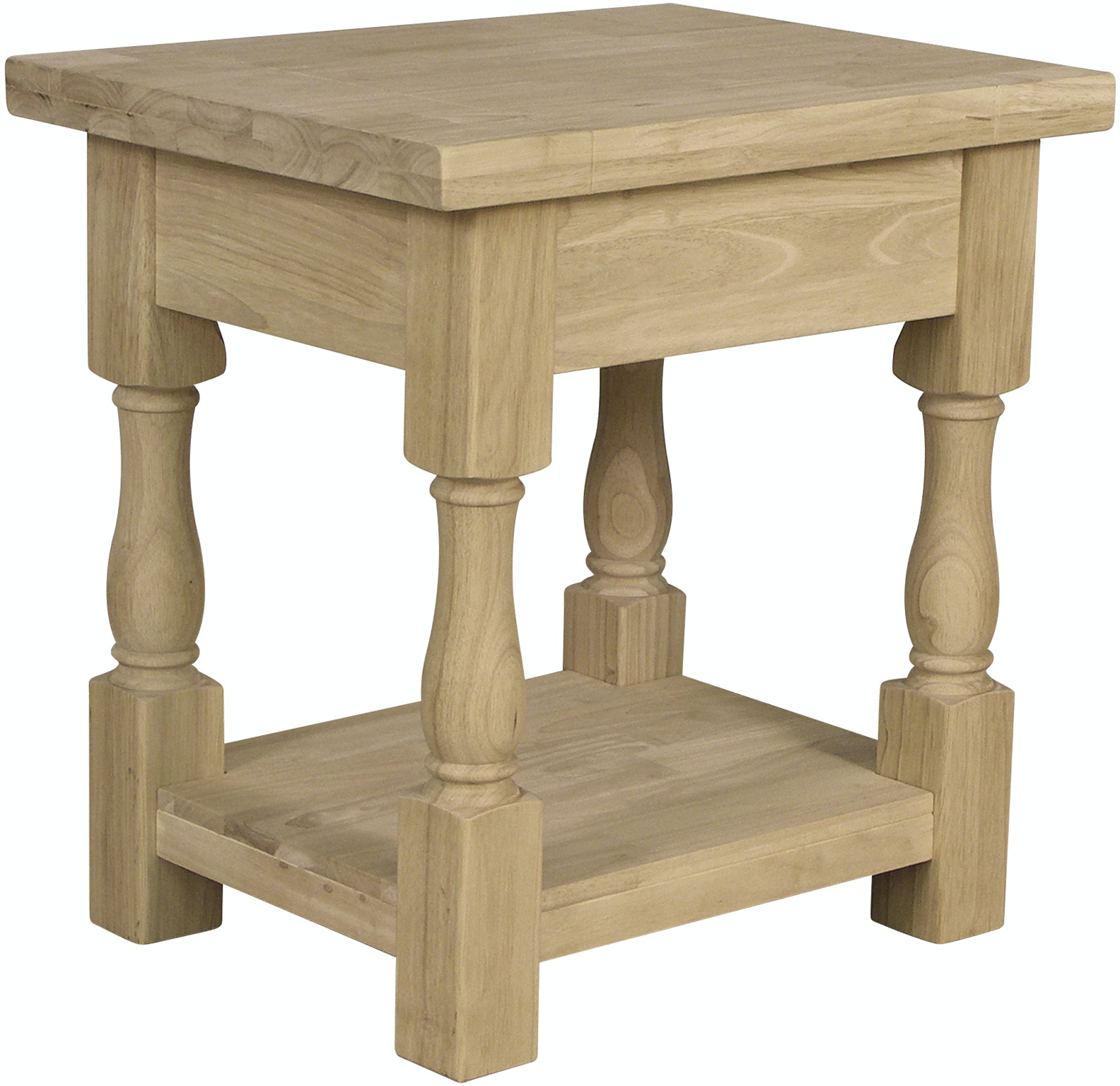 John Thomas Living Room Tuscan End Table