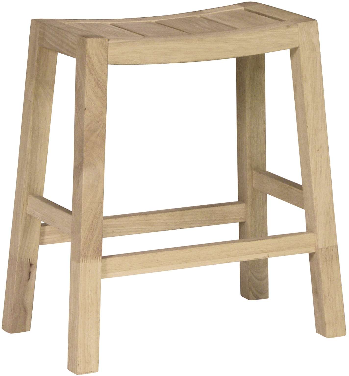 John Thomas Bar and Game Room 24'' Ranch Stool<br><br>