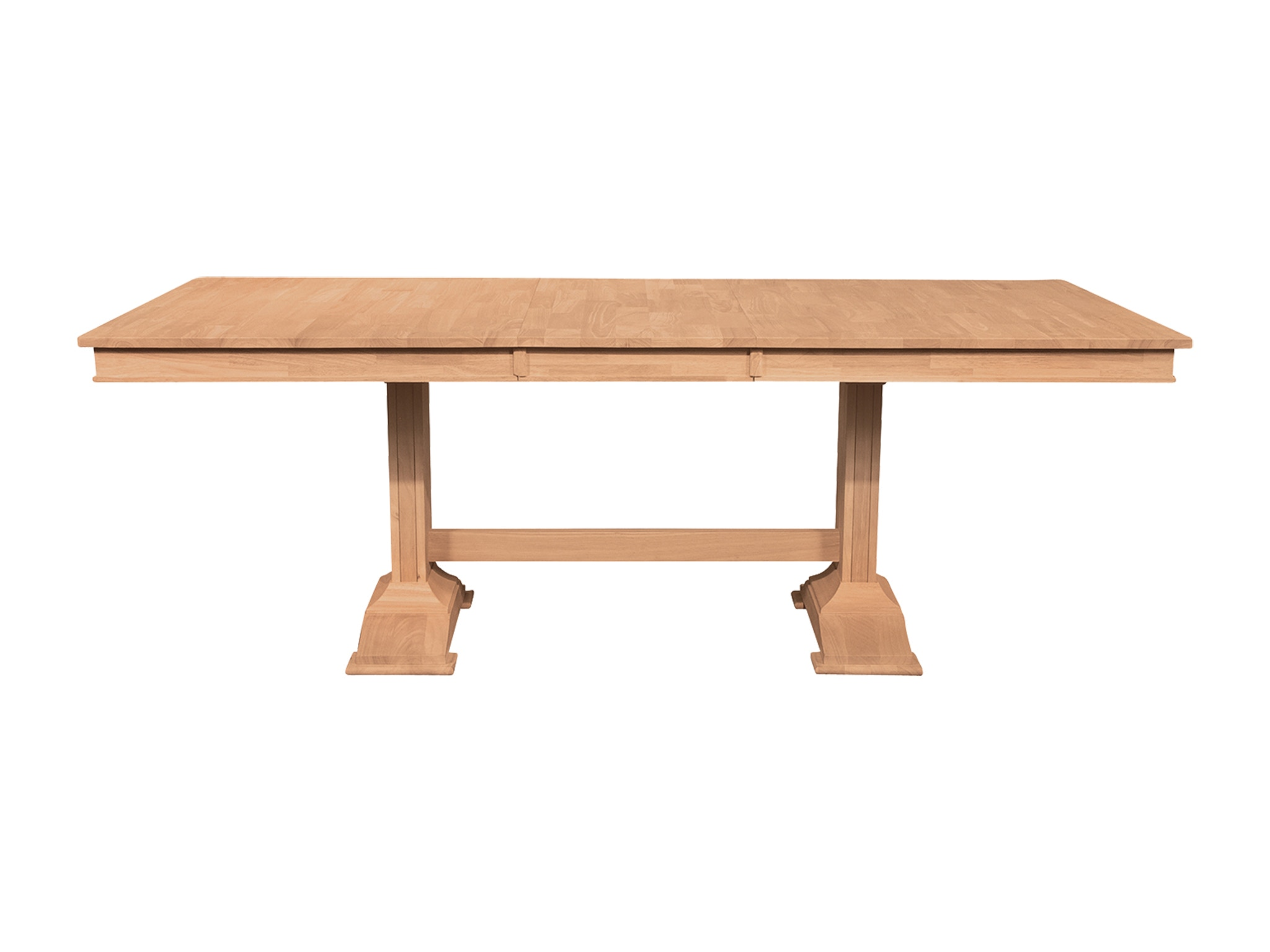 John Thomas Dining Room Trestle Table (top Only) / Trestle Table Baseu003cbr