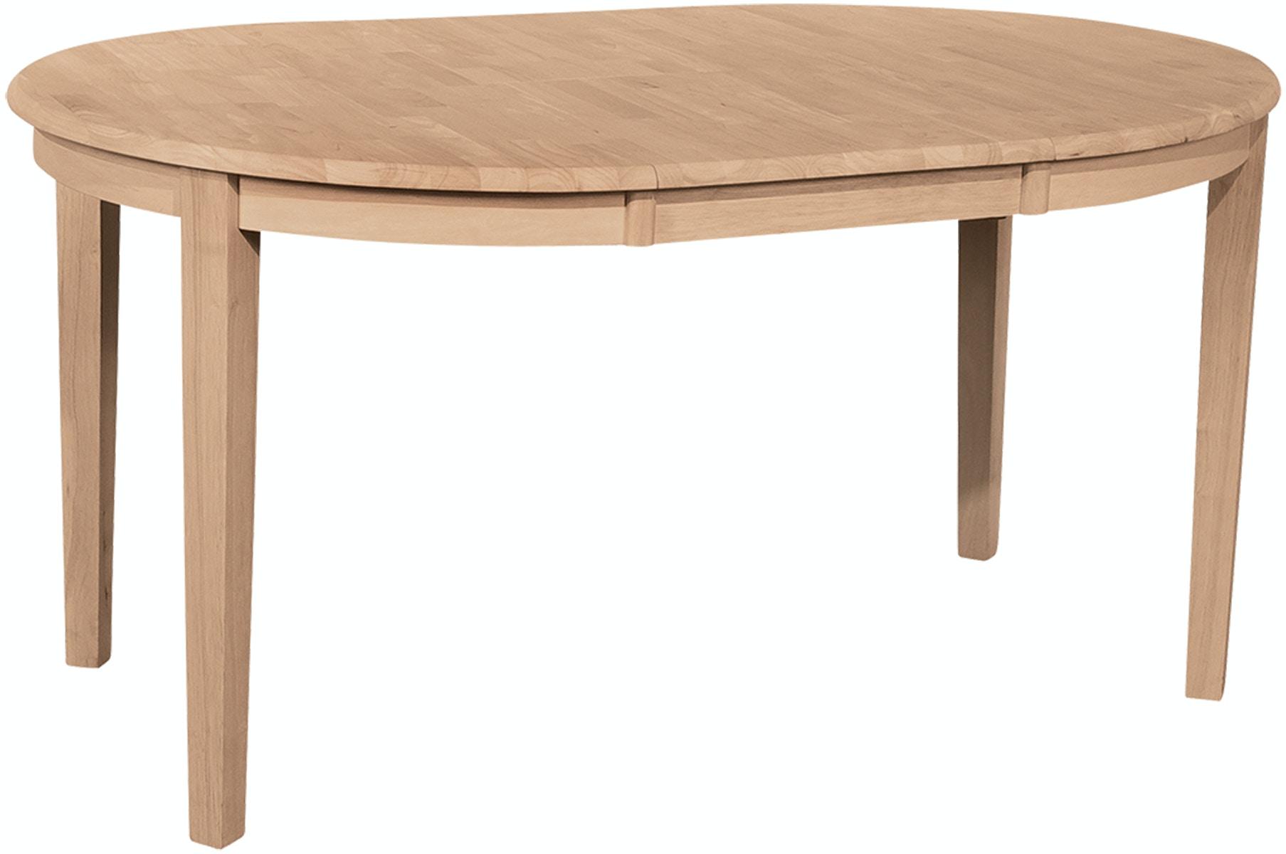 John Thomas Dining Room Contemporary Table T-42RX - Matter ...