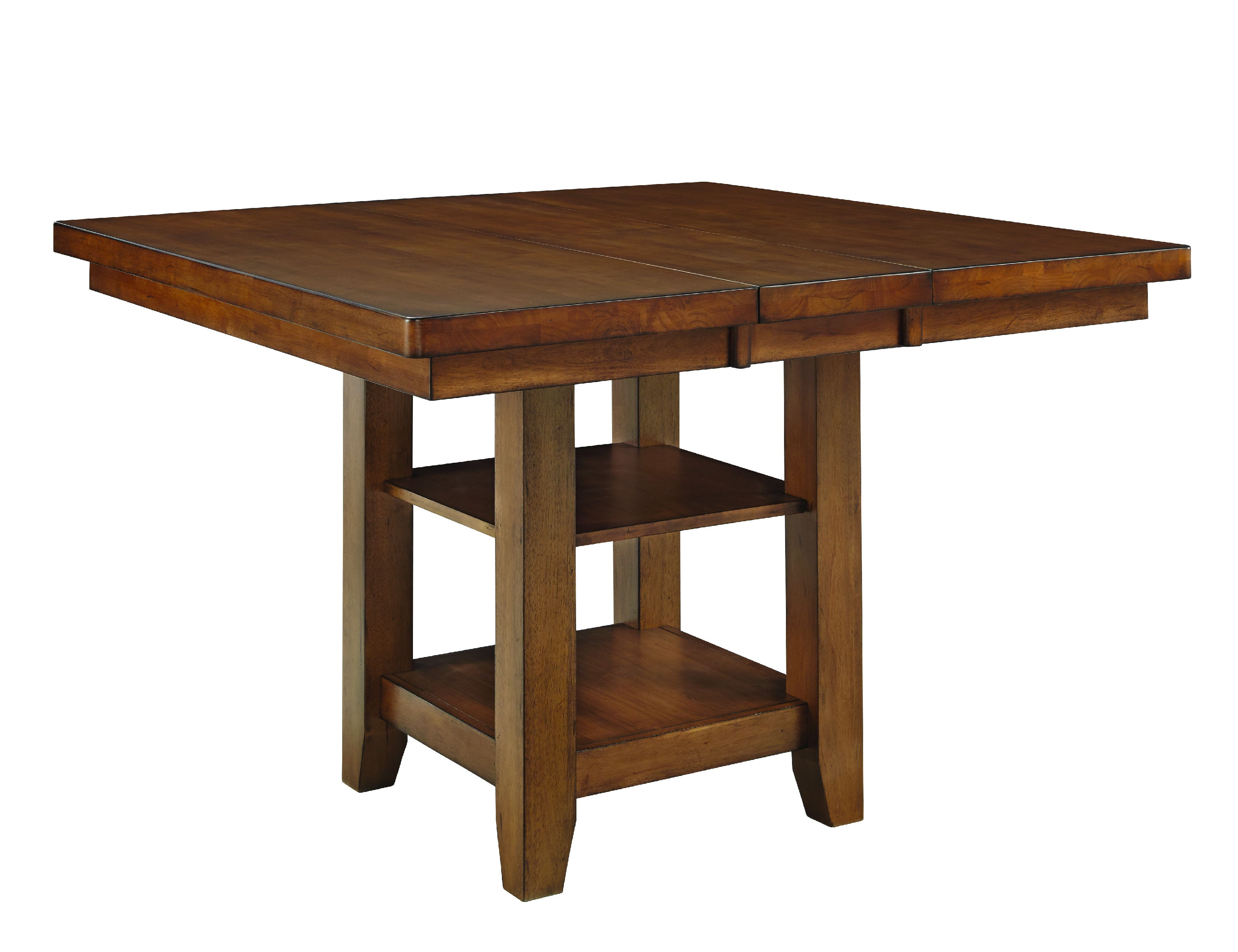 John Thomas Bar And Game Room Canyon High Top Table In Pecan T59 5436XBT /  T59 5436GB   Matter Brothers Furniture   Fort Myers, Sarasota, Tarpon  Springs, ...
