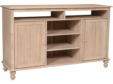John Thomas Home Entertainment Cottage TV Stand