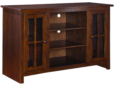 "John Thomas 48"" TV Stand in Espresso TV581-34B"