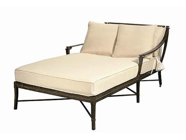 Century Furniture Double Chaise D12-71-1