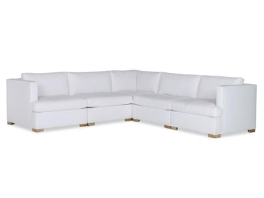 Century Furniture Landon Sectional D13-107-Sectional