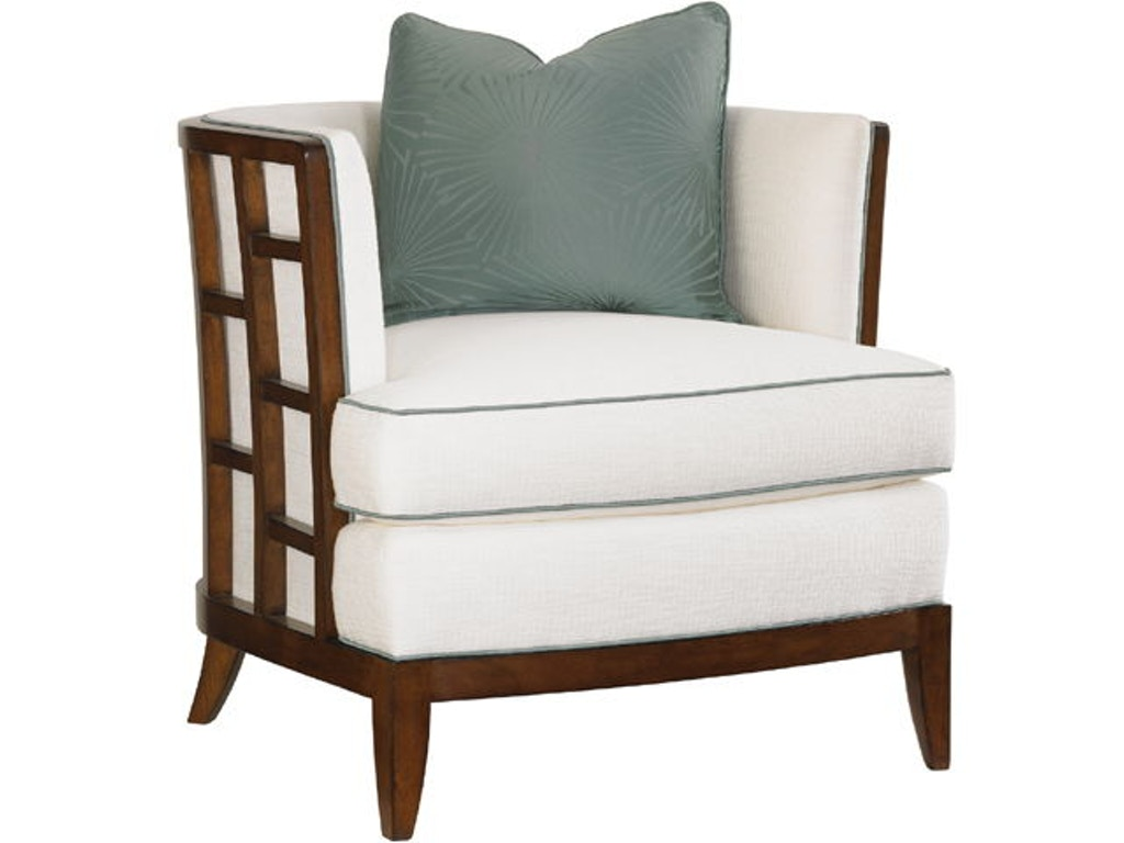 Tommy bahama home living room abaco chair 1506 11 royal for Royal chair designs