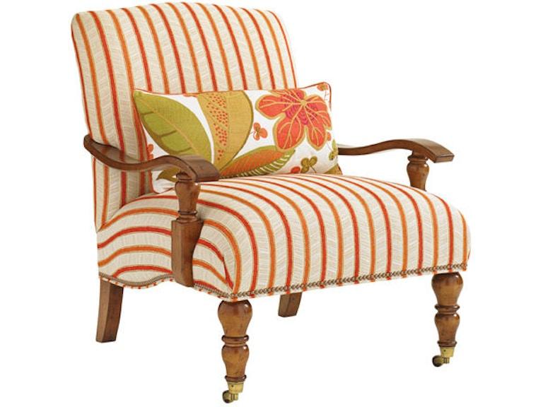 Tommy Bahama Home Living Room San Carlos Chair 1667 11aa Paul Schatz Furniture Tigard