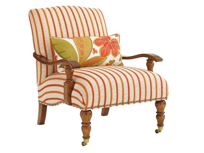 Tommy Bahama Home San Carlos Chair 1667 11AA ...
