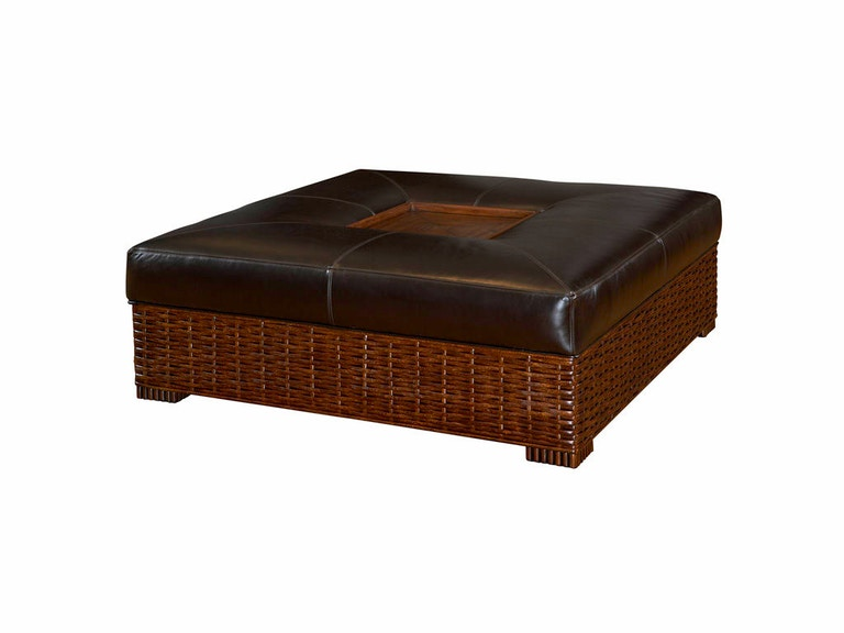 Tommy Bahama Home Ma-Holla Cocktail Ottoman 1765-44