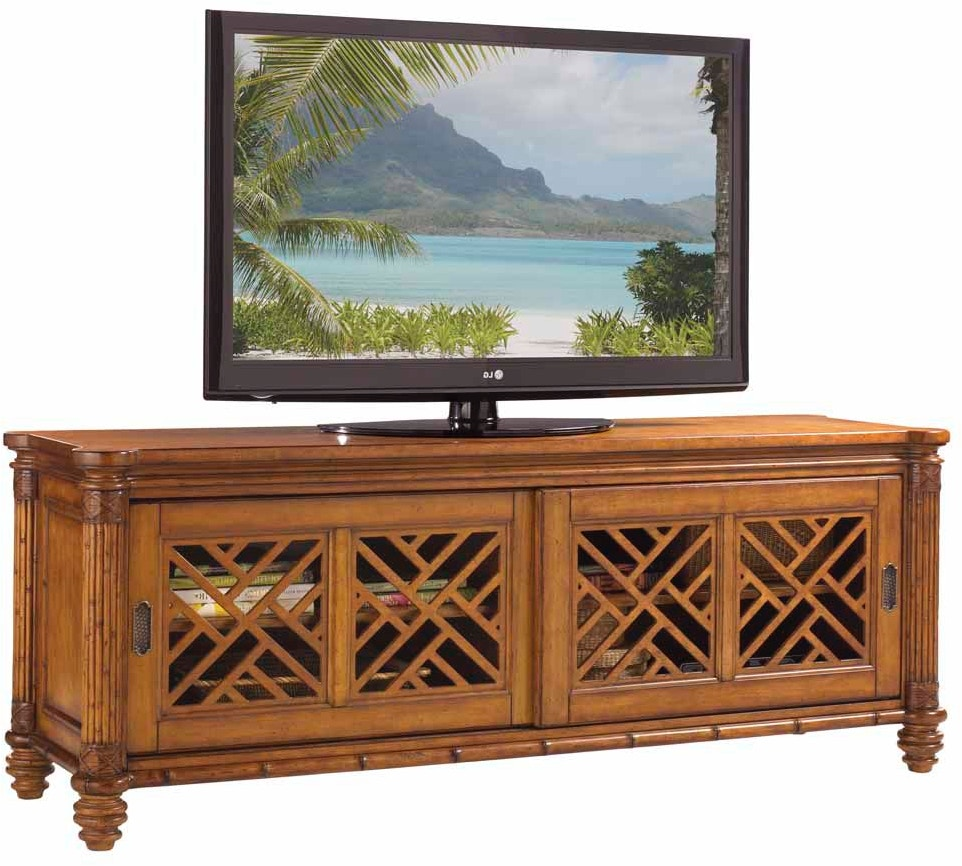 Tommy Bahama Home Home Entertainment Nevis Media Console