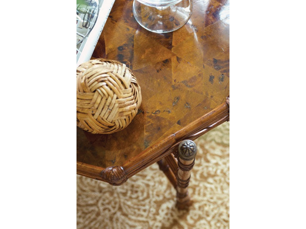 Tommy Bahama Home Key Largo End Table 531 941