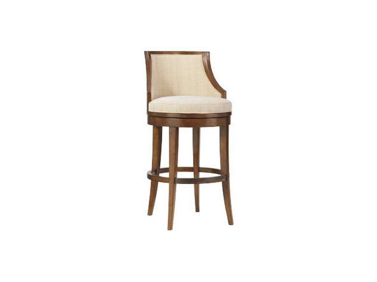 Tommy Bahama Home Cabana Swivel Bar Stool 536-816-01
