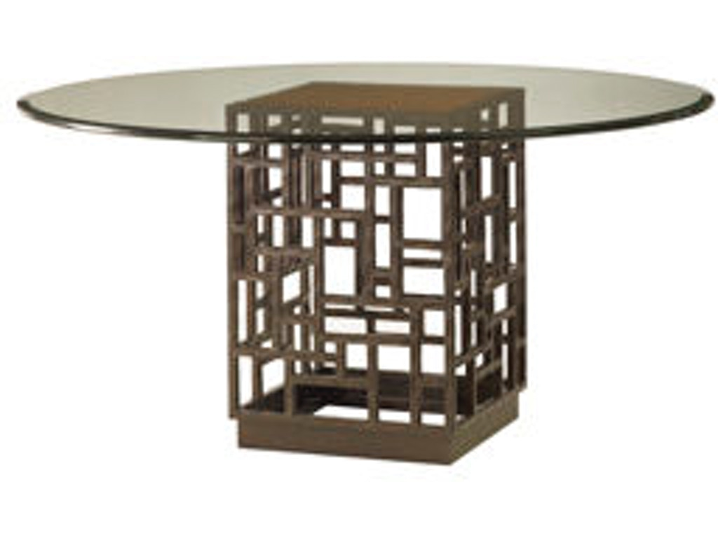 Tommy bahama home dining room south sea table base 536 875 paul tommy bahama home south sea table base 536 875 geotapseo Gallery